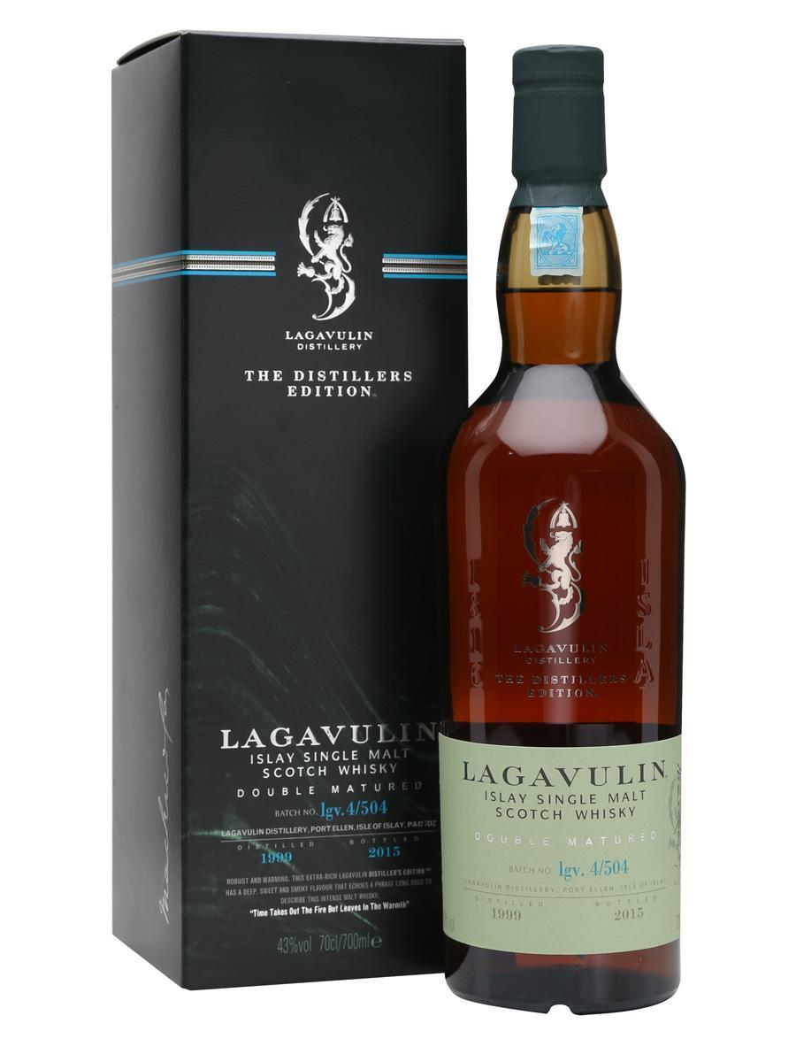 Lagavulin 1999 Distillers Edition