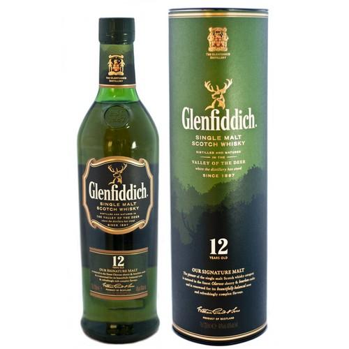 Glenfiddich 12 Year Old