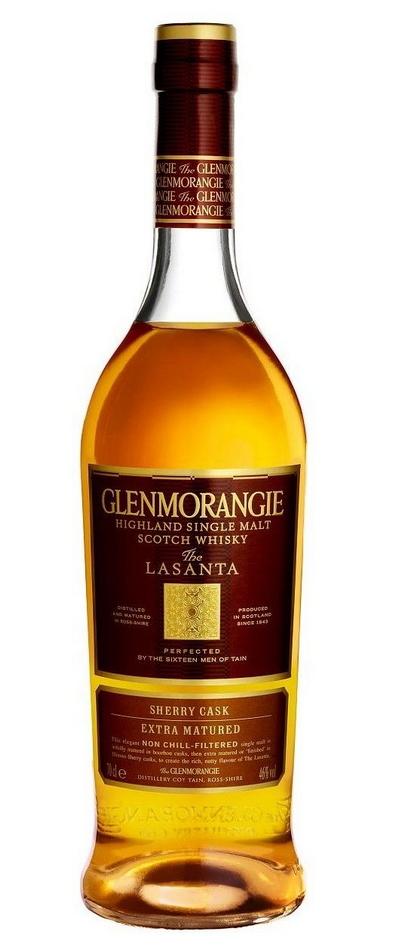 Glenmorangie Lasanta (46%)