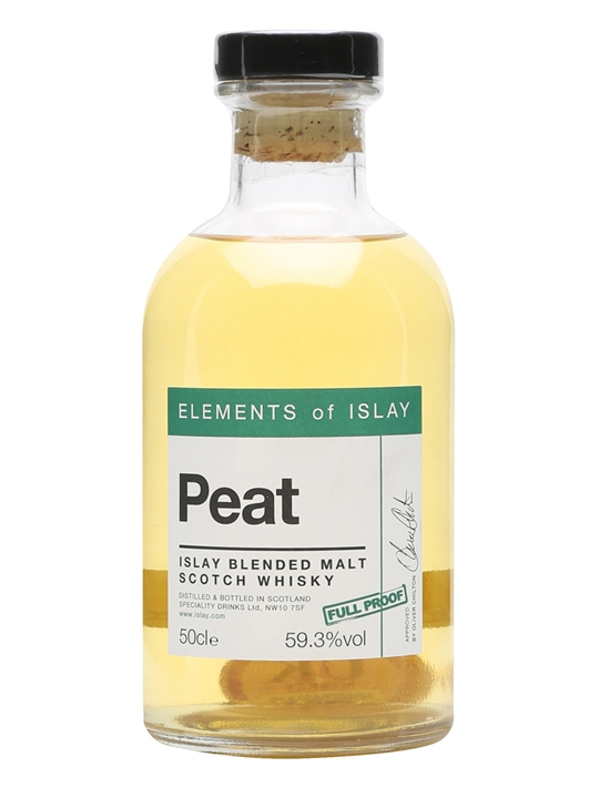 Elements of Islay Peat – Full Proof