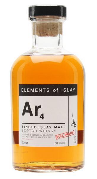 Elements of Islay Ar4 (Ardbeg)