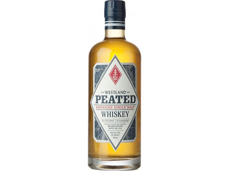 Westland Whiskey Peated