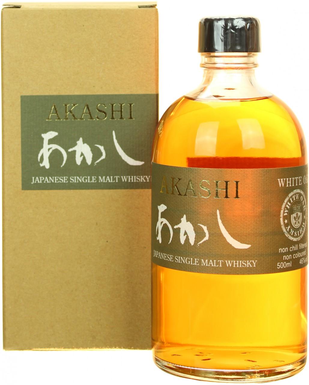 Akashi Single Malt (46%)
