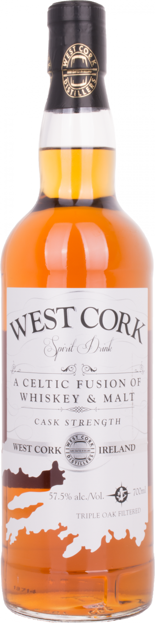 West Cork Spirit Drink – Cask Strength