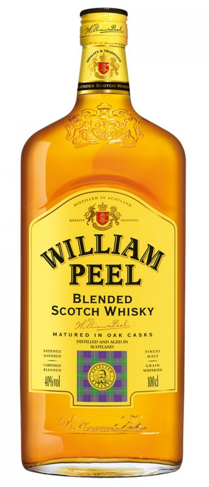 William Peel Blended Scotch Whisky