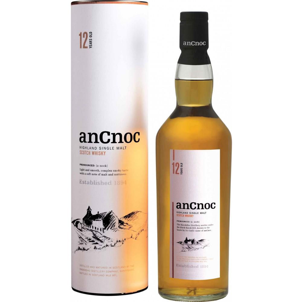 AnCnoc 12 Year Old