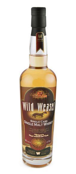 Wild Weasel Single Cask