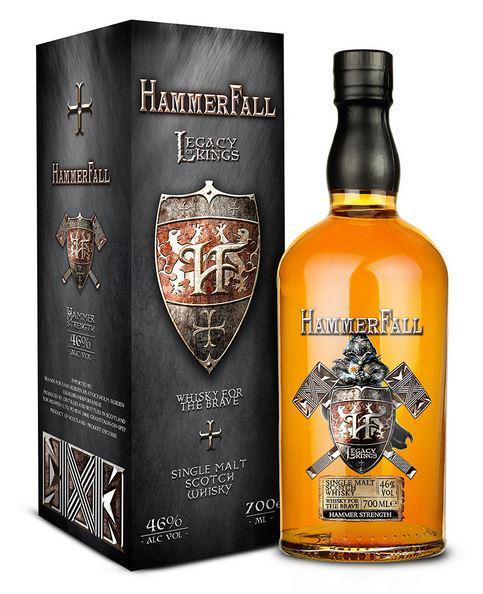 Hammerfall Whisky