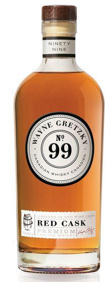 Wayne Gretzky No.99 Red Cask