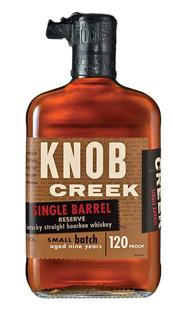 Knob Creek Single Barrel Reserve 09 Year Old