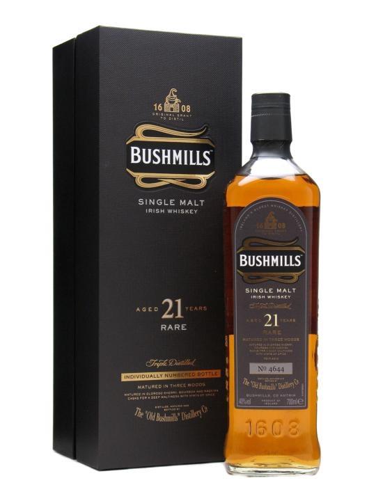 Bushmills 21 Year Old
