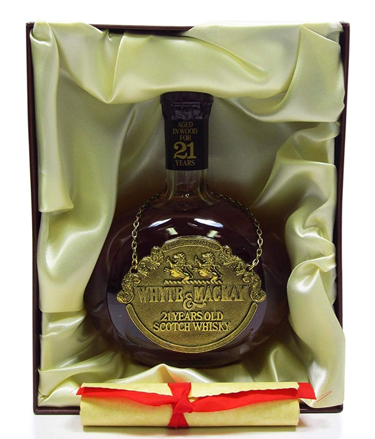 Whyte & Mackay 21 Year Old