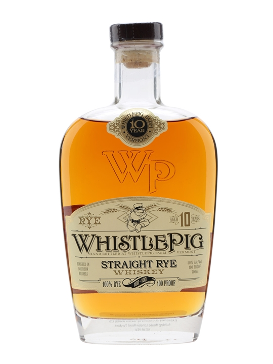 WhistlePig 10 Year Old