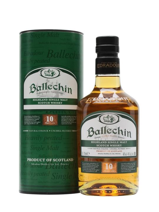 Ballechin 10 Year Old
