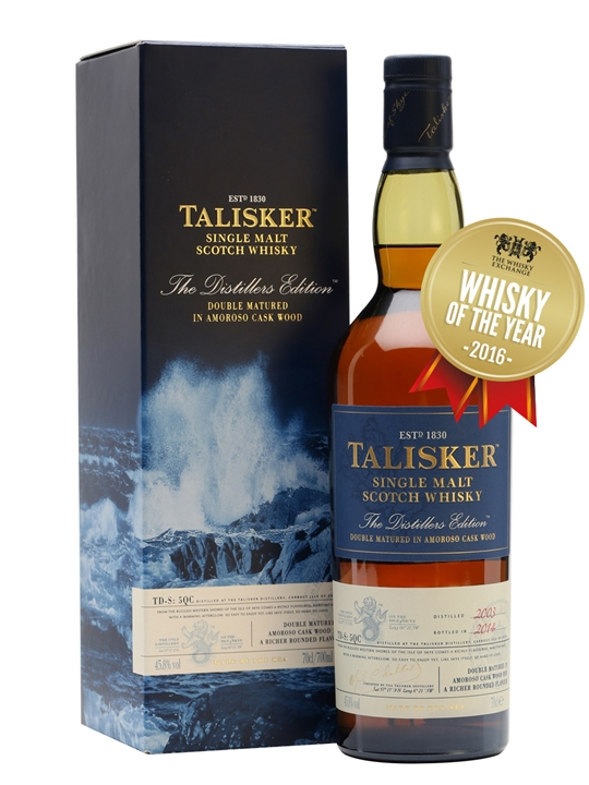 Talisker 2003 Distillers Edition