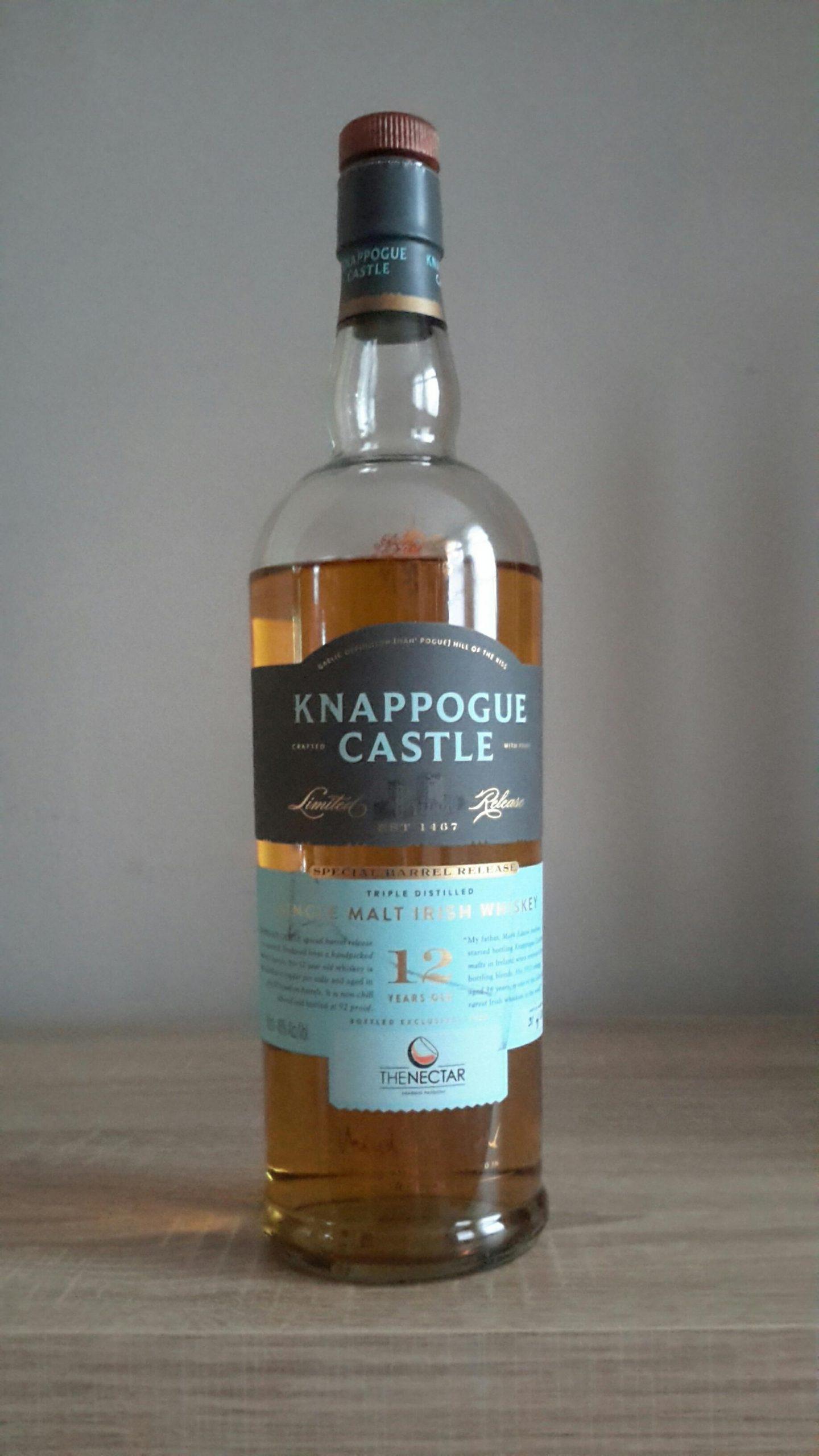 Knappogue Castle Special Barrel Release