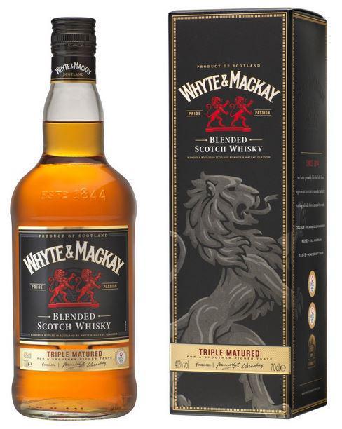 Whyte & Mackay Triple Matured