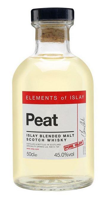 Elements of Islay Peat – Pure Islay
