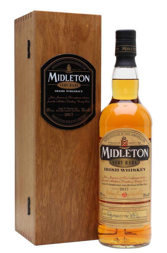 Midleton Very Rare 2017