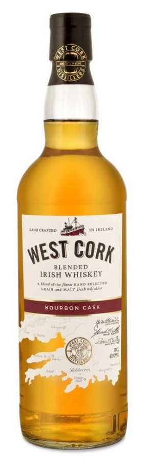 West Cork Bourbon Cask
