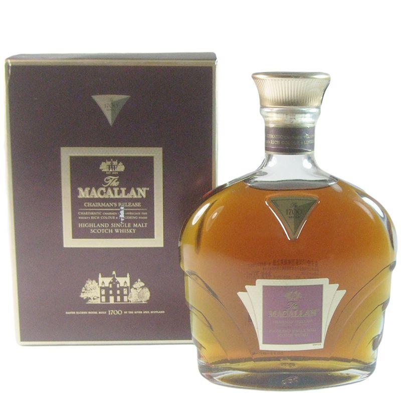 Macallan 1700 Chairman's Release