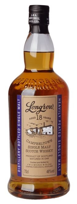 Longrow 18 Year Old