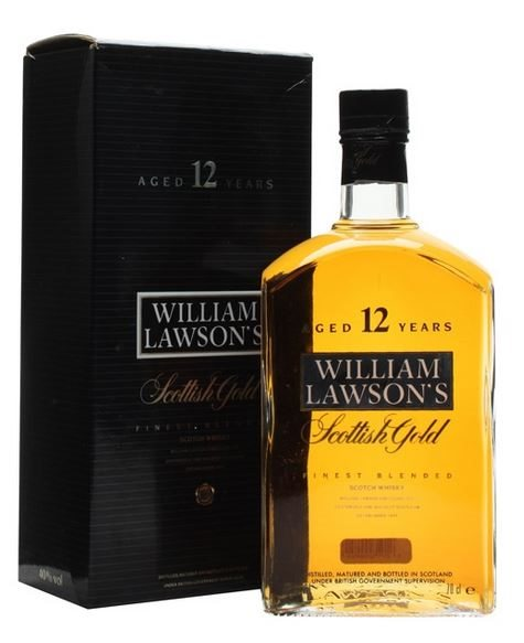 William Lawson's Scottish Gold