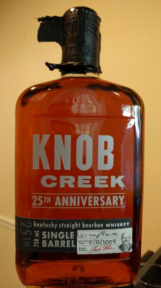 Knob Creek 25th Anniversary