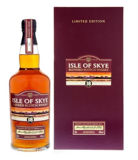 Isle of Skye 18 Year Old