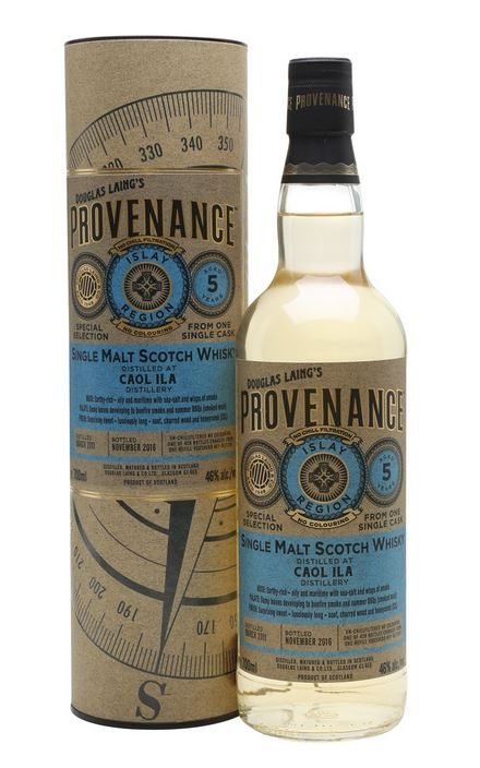 Caol Ila 2011 (Provenance)