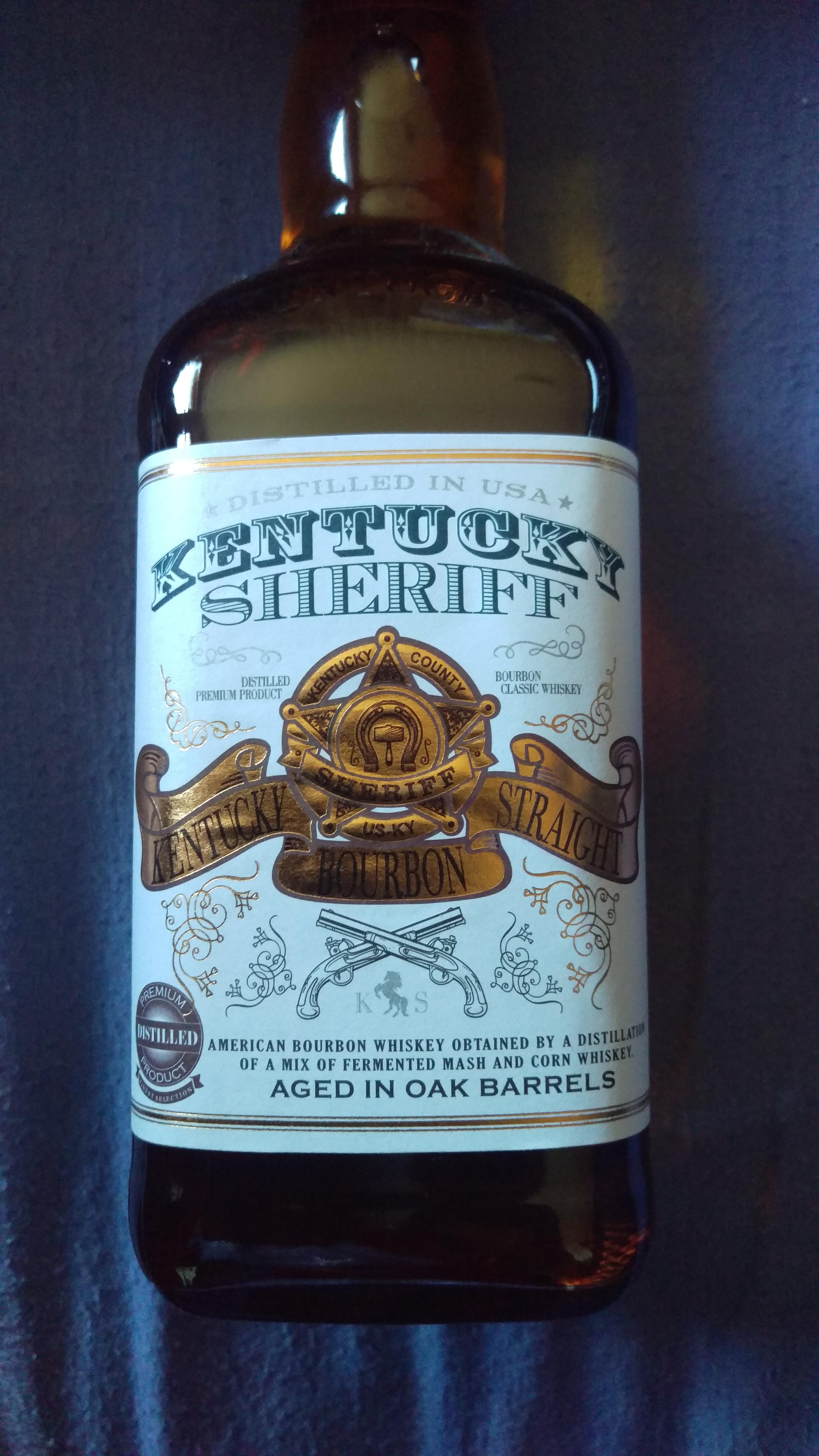 Kentucky Sheriff