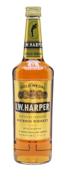 I.W. Harper Gold Medal