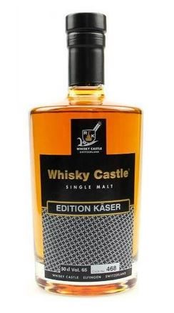 Whisky Castle Edition Käser