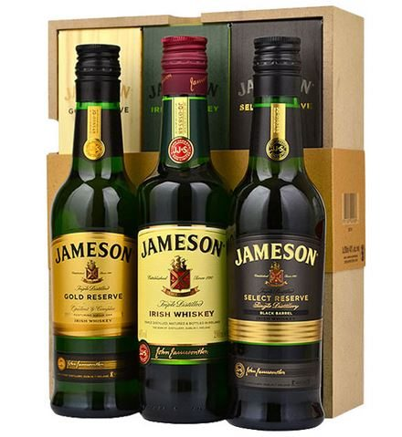 Jameson Reserves Collection