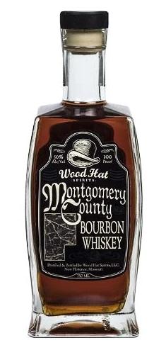 Wood Hat Montgomery County Bourbon Whiskey