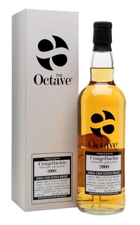 Craigellachie 2008 (The Octave)