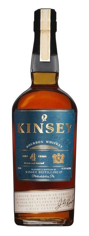 Kinsey Bourbon Whiskey