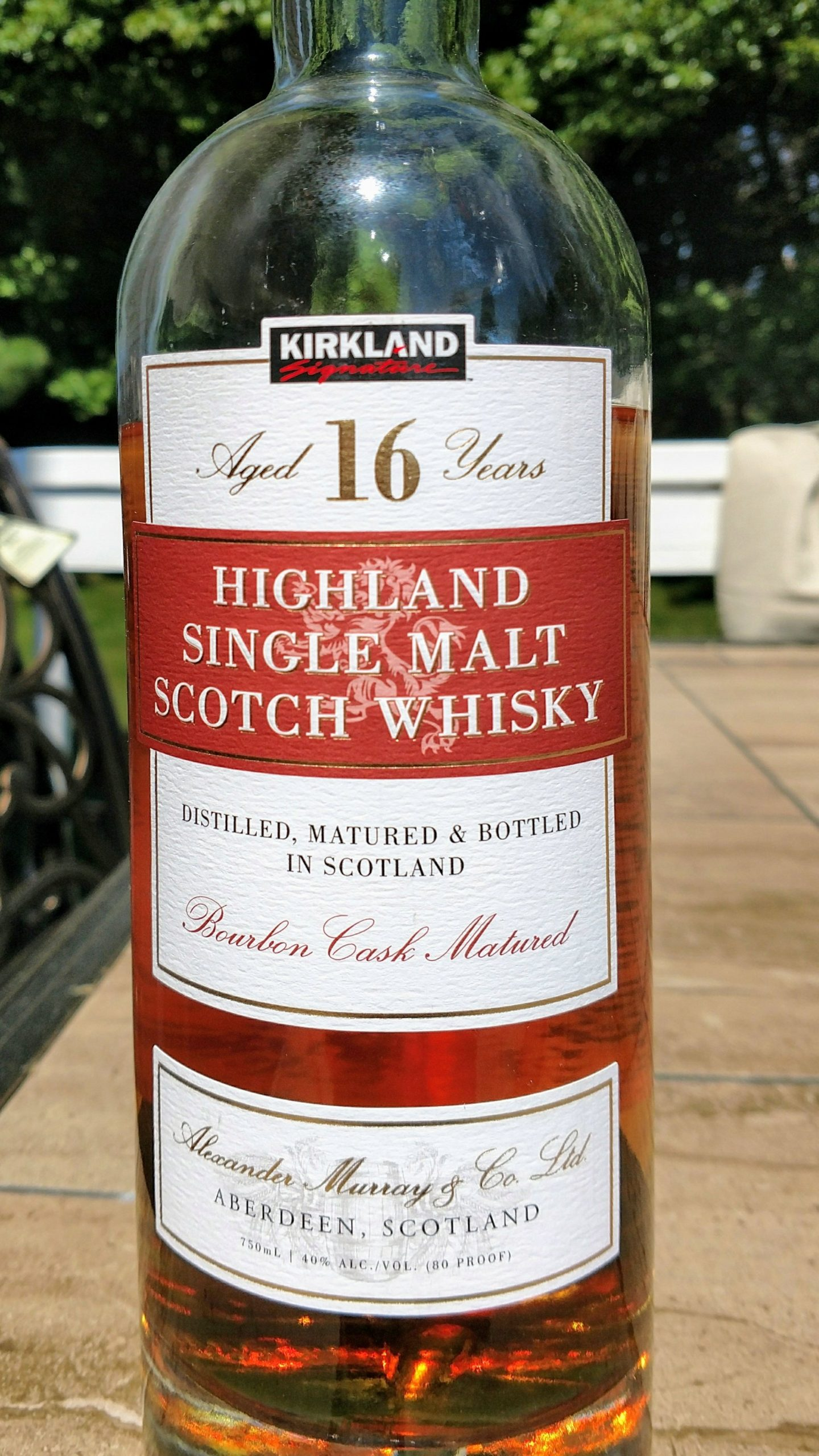 Kirkland Highland 16 Year Old