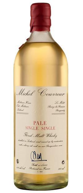 Michel Couvreur Pale Single Single