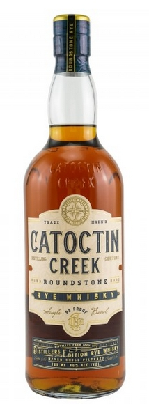 Catoctin Creek Roundstone Rye Distillers Edition