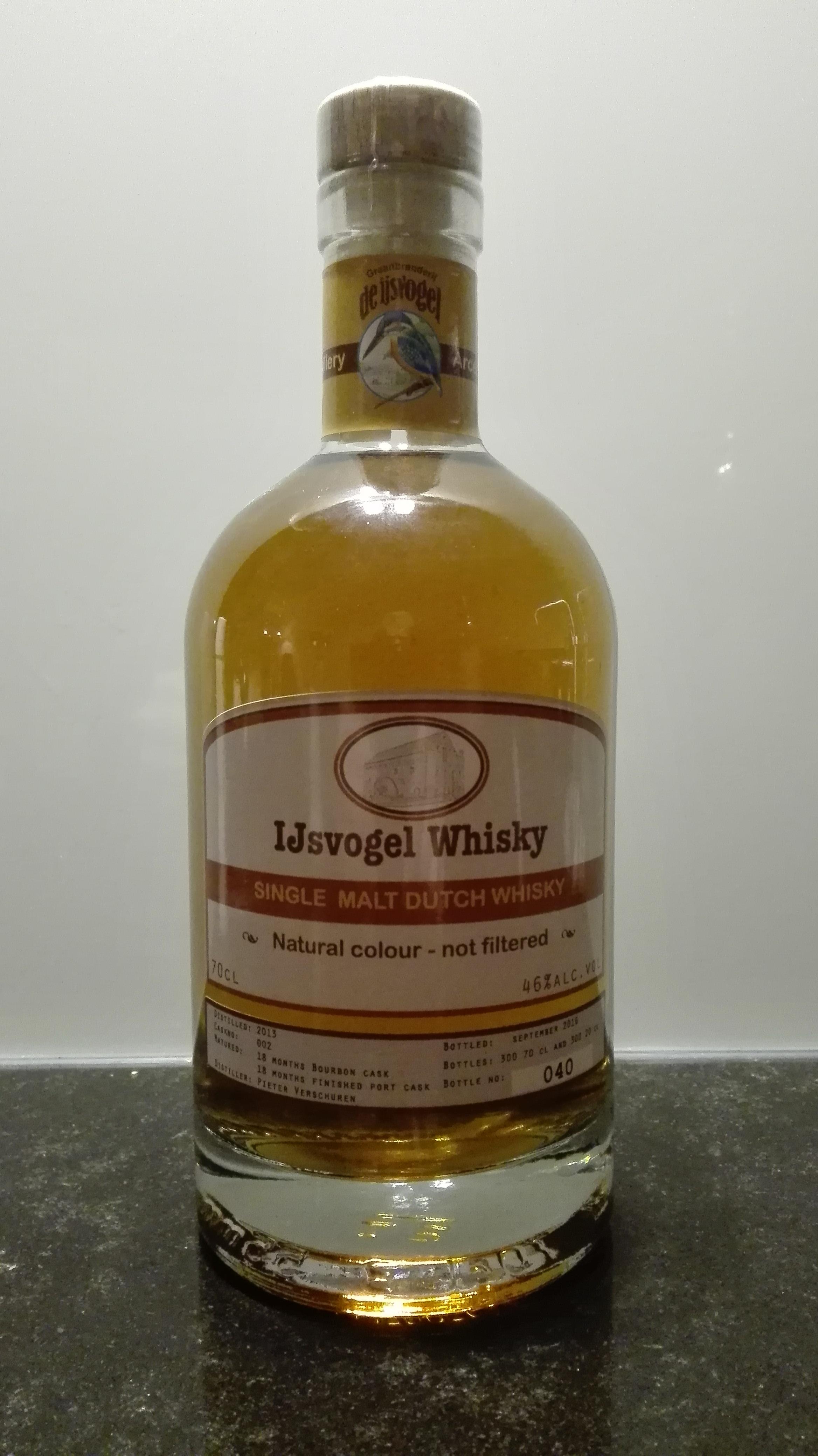 IJsvogel Whisky 2013