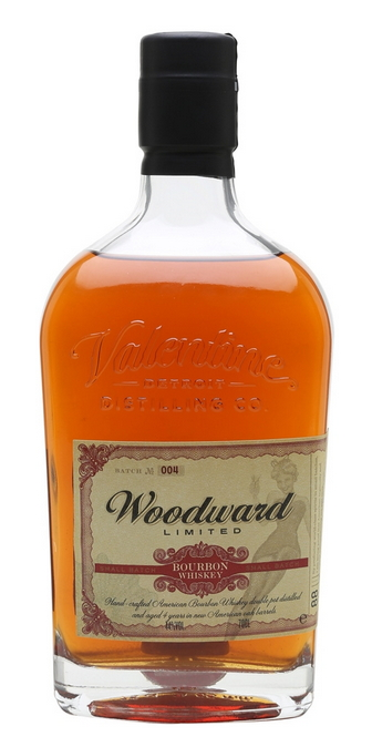 Woodward Limited Bourbon
