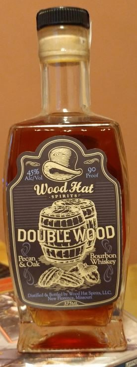 Wood Hat Double Wood