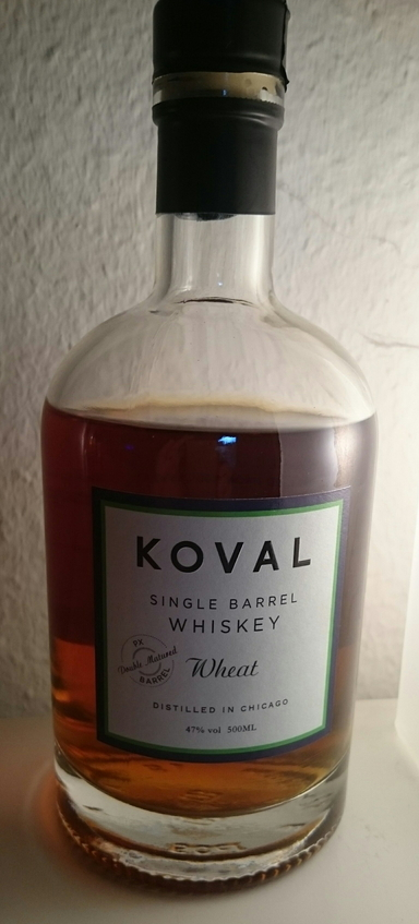 Koval Single Barrel Wheat