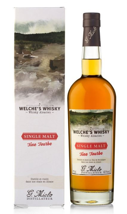 Welche's Whisky Fine Tourbé