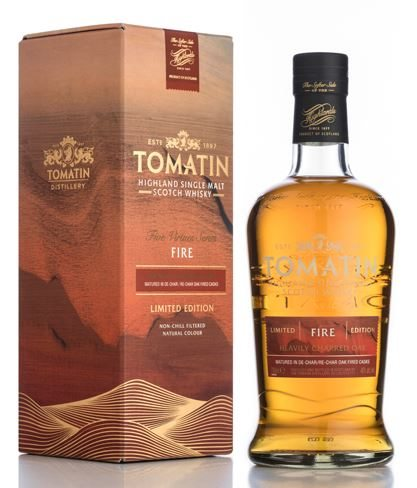 Tomatin Five Virtues Series – Fire