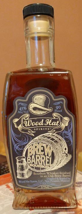Wood Hat Brew Barrel