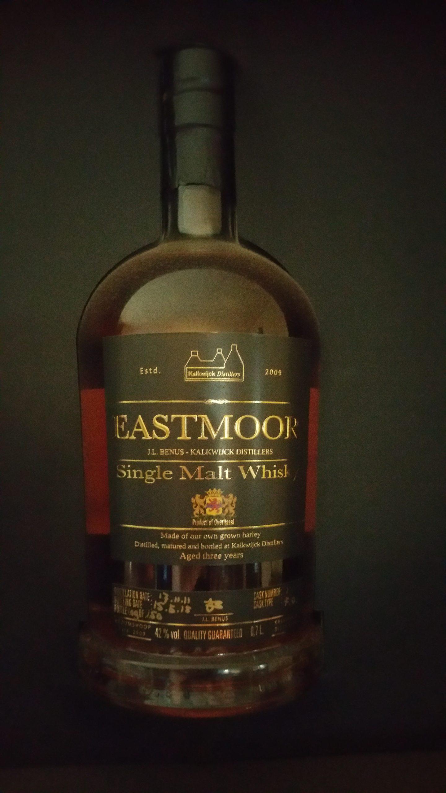 Eastmoor Single Malt Whisky