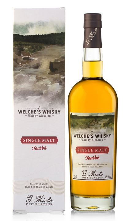 Welche's Whisky Tourbé