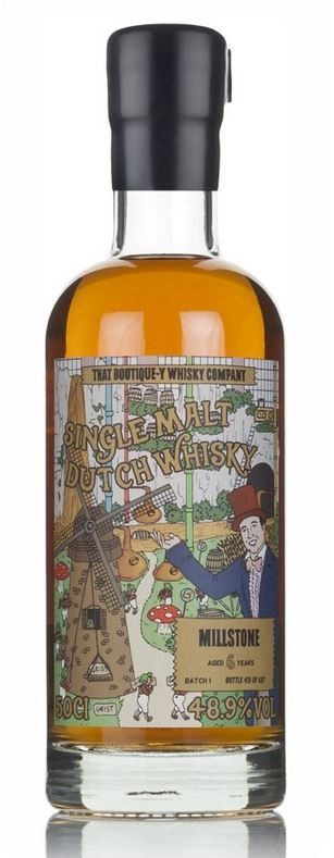 Millstone Batch 1 (That Boutique-y Whisky Company)